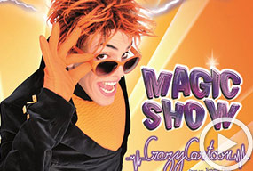Video Magic cartoon show